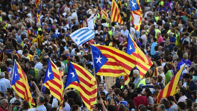 """Референдум в Каталонии. Фото """"СЭ"""""""
