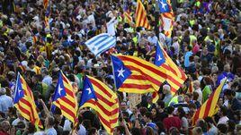 Референдум в Каталонии.