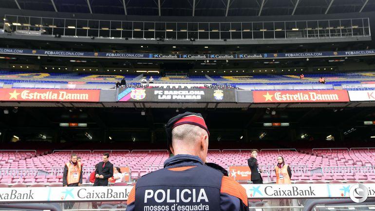 "Сегодня. Барселона. ""Барселона"" - ""Лас-Пальмас"" - 3:0."