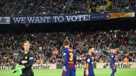 В воскресенье в Каталонии проходил референдум о независимости от Испании.