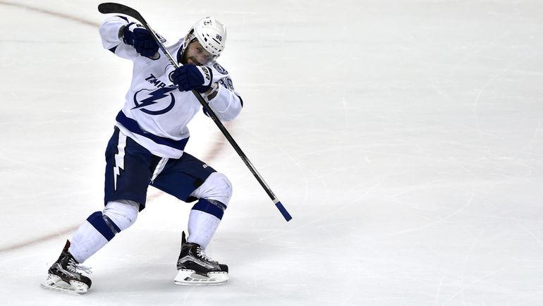 Никите КУЧЕРОВУ пора становиться главной российской звездой НХЛ. Фото USA Today