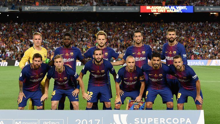 """Где будет играть """"Барселона"""" после выхода Каталонии из состава Испании? Фото AFP"""