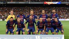 """Где будет играть """"Барселона"""" после выхода Каталонии из состава Испании?"""