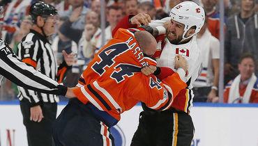 Два очка Малкина, хет-трик Макдэвида и кровавая бойня. Как стартовала НХЛ