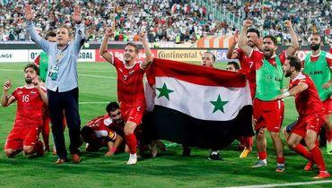 Победа Сирии. Как футбол делает то, что не могут политики