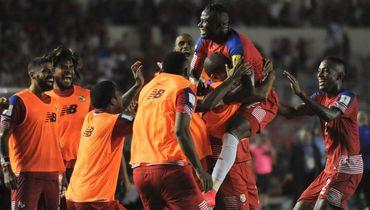 Сборная Панамы может стать одним из главных сюрпризов отбора ЧМ-2018. Фото AFP