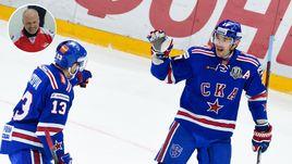 Павел ДАЦЮК (слева) и Илья КОВАЛЬЧУК.