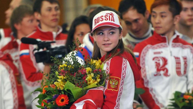Юлия ЛИПНИЦКАЯ. Фото Татьяна ДОРОГУНИНА