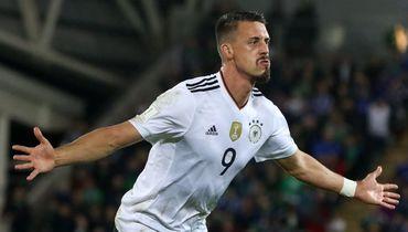 36 футболистов и перепалка с Сан-Марино. Сборная Германии едет в Россию