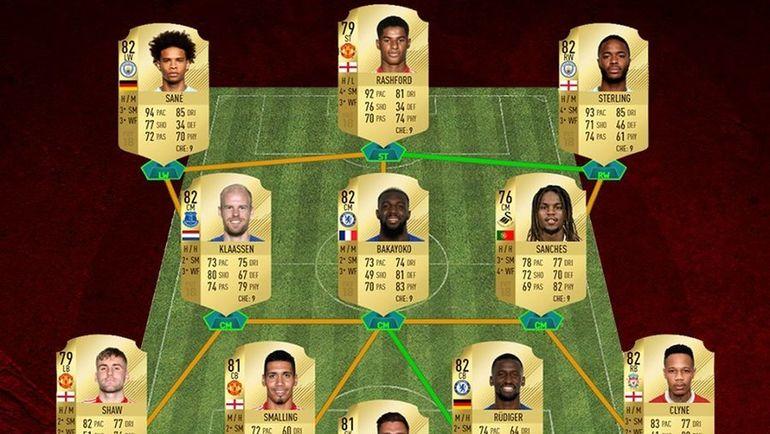 Состав Afangess в FIFA 18. Фото vk.com/lokoesports