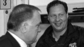 Дик АДВОКАТ (слева) и Константин САРСАНИЯ.
