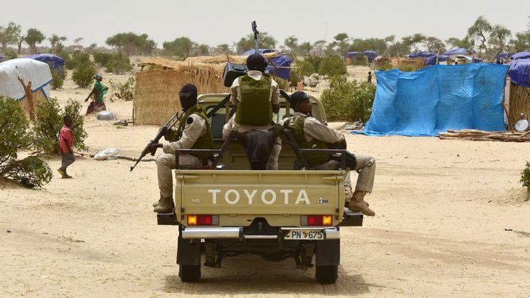 Нигерия - одна из самых развитых стран континента. Но там по-прежнему бывает неспокойно. Фото AFP
