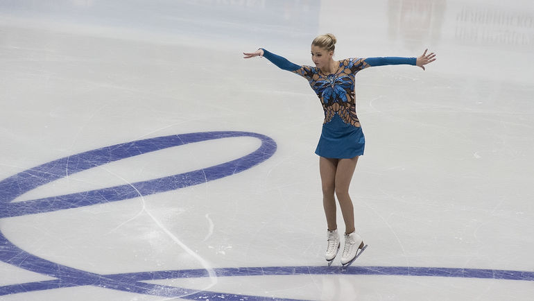 Мария СОТСКОВА. Фото Елизавета ТУКТАМЫШЕВА.