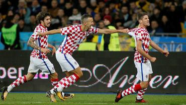 Сборная Хорватии не пустила Украину на чемпионат мира