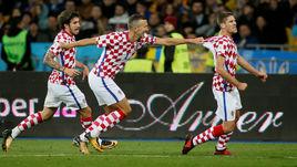 Сборная Хорватии не пустила Украину на чемпионат мира.