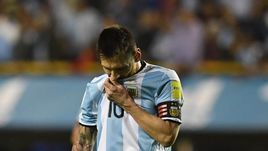 Сумеет ли сборная Аргентины во главе с Лионелем Месси отобраться на чемпионат мира в Россию?