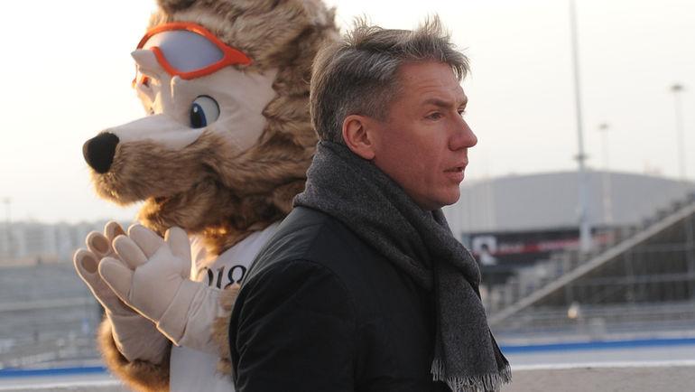 "Алексей СОРОКИН. Фото Александр ФЕДОРОВ, ""СЭ"""