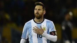 Вторник. Кито. Эквадор - Аргентина - 1:3. Лионель МЕССИ.