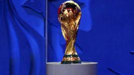 Главный трофей чемпионата мира.
