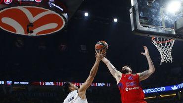 В прошлом сезоне ЦСКА стал третьим. Чем закончится новый поход за главным трофеем Европы? Фото Reuters