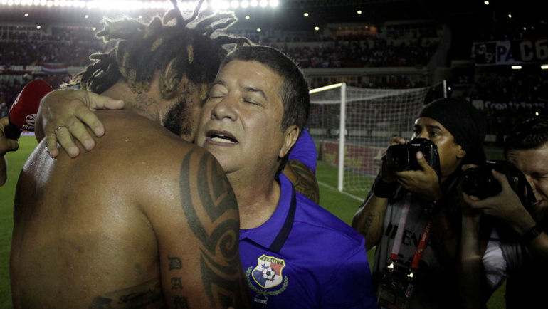Панама - сенсационный новичок финальных стадий чемпионатов мира. Фото REUTERS