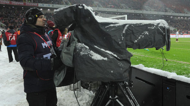 Сколько принесут РФПЛ трансляции матчей на ТВ? Фото Федор УСПЕНСКИЙ, «СЭ»