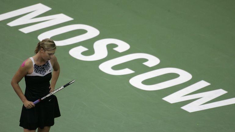"""Мария ШАРАПОВА сыграет на """"ВТБ Кубке Кремля"""" впервые с 2007 года. Фото REUTERS"""