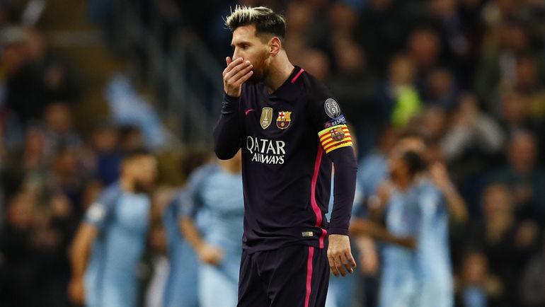"""Лидер """"Барселоны"""" Лионель МЕССИ. Фото REUTERS"""