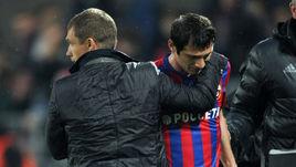 Виктор ГОНЧАРЕНКО не ждет возвращения Алана ДЗАГОЕВА к матчу Лиги чемпионов в среду.