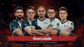Team Liquid победила на