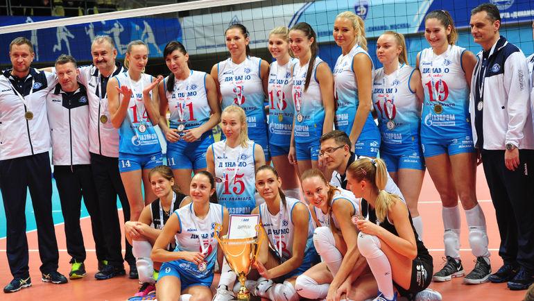 Суперкубок остался в Москве. Первый трофей сезона - у