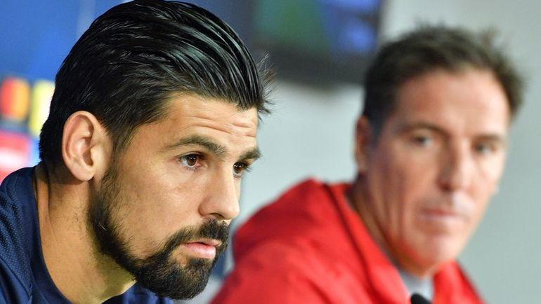 НОЛИТО (слева) и Эдуардо БЕРИССО. Фото AFP