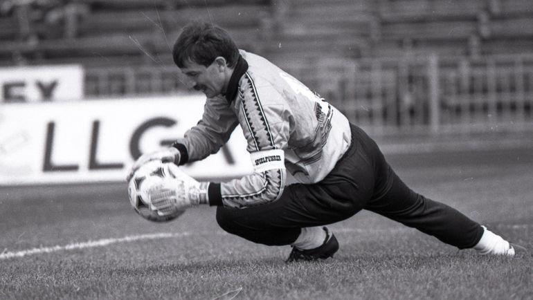 Станислав ЧЕРЧЕСОВ в 1992 году. Фото Дмитрий СОЛНЦЕВ