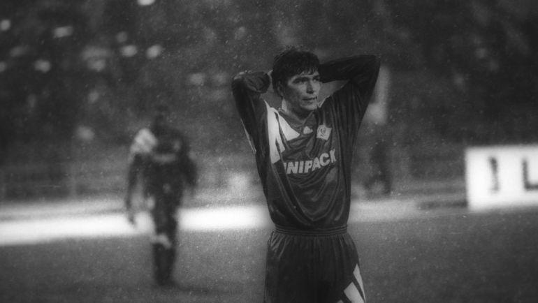 Николай ПИСАРЕВ в 1992 году. Фото Дмитрий СОЛНЦЕВ