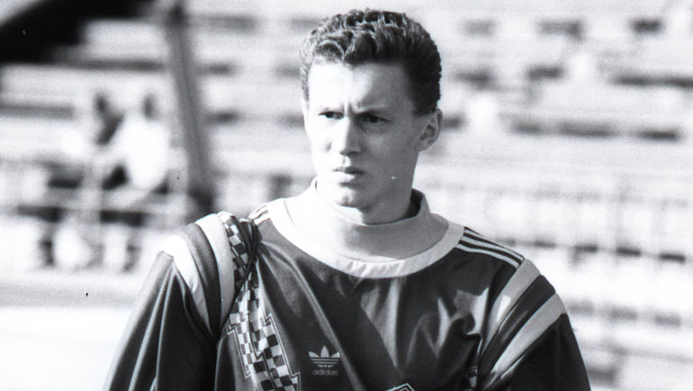 Валерий ЧИЖОВ. Фото Дмитрий СОЛНЦЕВ