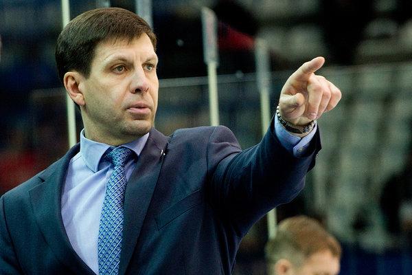 Павел ЗУБОВ. Фото hcsibir.ru