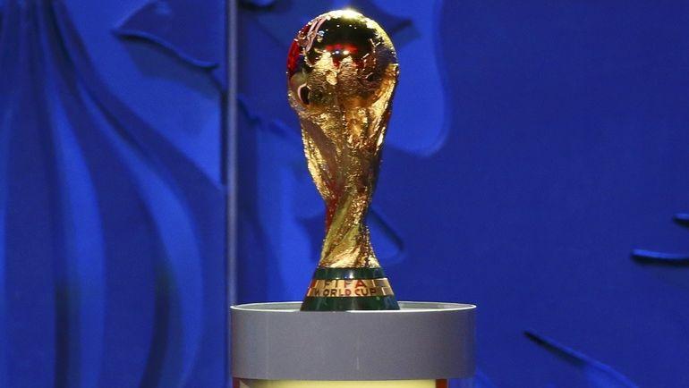 Кубок мира - один. Претендентов - 32. Фото REUTERS