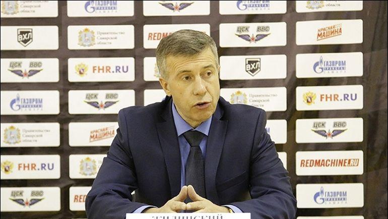 Игорь ЖИЛИНСКИЙ. Фото vhlru.ru