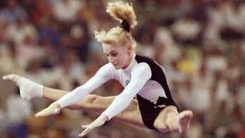 1992 год. Барселона. Татьяна ГУЦУ - двукратная олимпийская чемпионка Игр-1992.