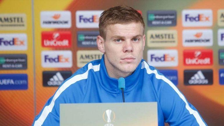 Признание УЕФА: игрок «Зенита»— всборной Лиги Европы. Инетолько…
