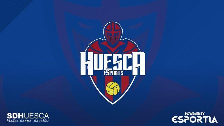 Логотип SD Huesca eSport. Фото twitter.com/SDHeSports