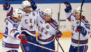 СКА прервал 15-матчевую победную серию