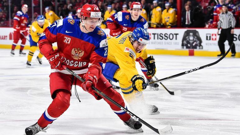 Денис ГУРЬЯНОВ (№27). Фото AFP