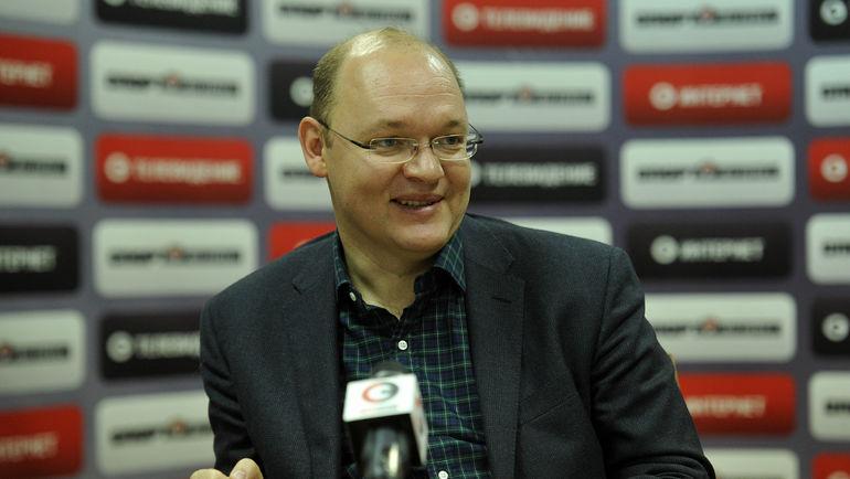 Илья ГЕРКУС. Фото Алексей ИВАНОВ