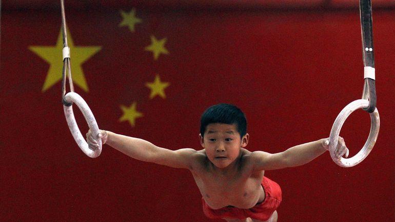 Китайский допинг в 80-е и 90-е выписывали с детства? Фото REUTERS