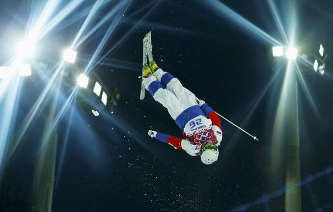 Россиянин Сергей ВОЛКОВ. Фото Reuters