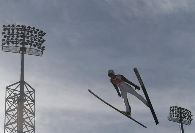 Россиянин Евгений КЛИМОВ. Фото AFP