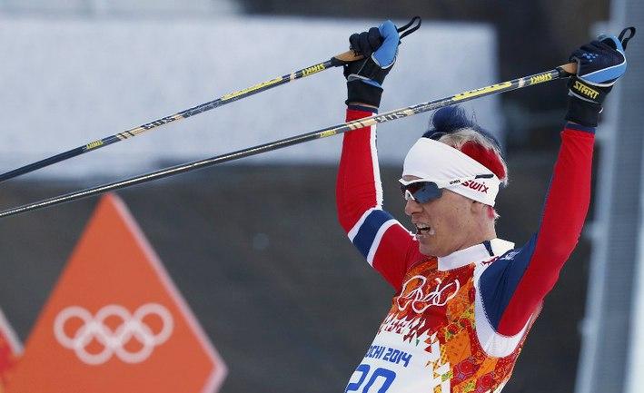 Бронзовый призер Олимпиады-2014 Магнус КРОГ. Фото Reuters