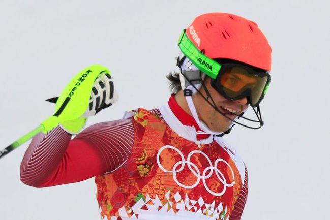 Швейцарец Сандро ВИЛЕТТА. Фото AFP