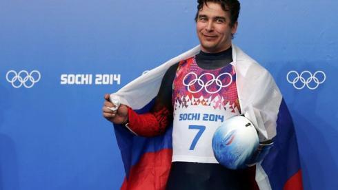 Россиянин Альберт ДЕМЧЕНКО. Фото Reuters